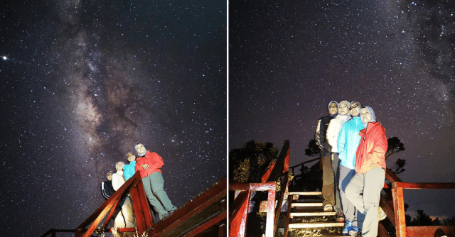 Memburu 'Milky Way' Dan 'Stargazing' Di Sabah, Trip Yang Wajib Anda Cuba!