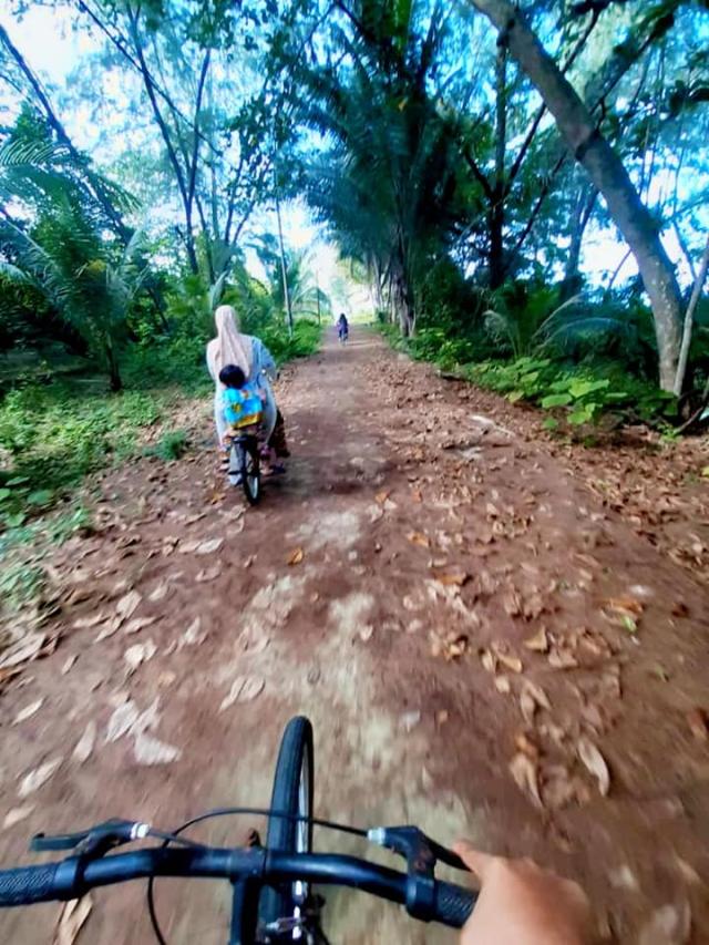 Wanita Ini Kongsikan Kecantikan Pulau Besar, Satu Lagi Destinasi Mesti Di Johor 7