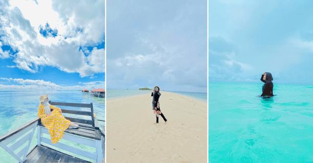 Itinerari Percutian Ke Semporna dan Tawau. Wanita Ini Kongsikan Kecantikan Negeri Sabah!