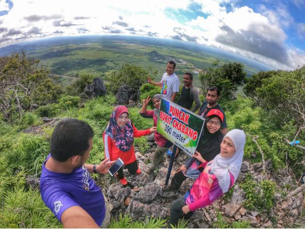 3 Lokasi Pendakian Wajib Jika Anda Ke Kedah & Perlis. View Sangat Cantik, 'Newbie' Pon Boleh Daki! 2