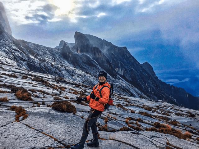 Lelaki Ini Kongsi Pengalaman Mendaki Gunung Kinabalu Waktu PKPP 2