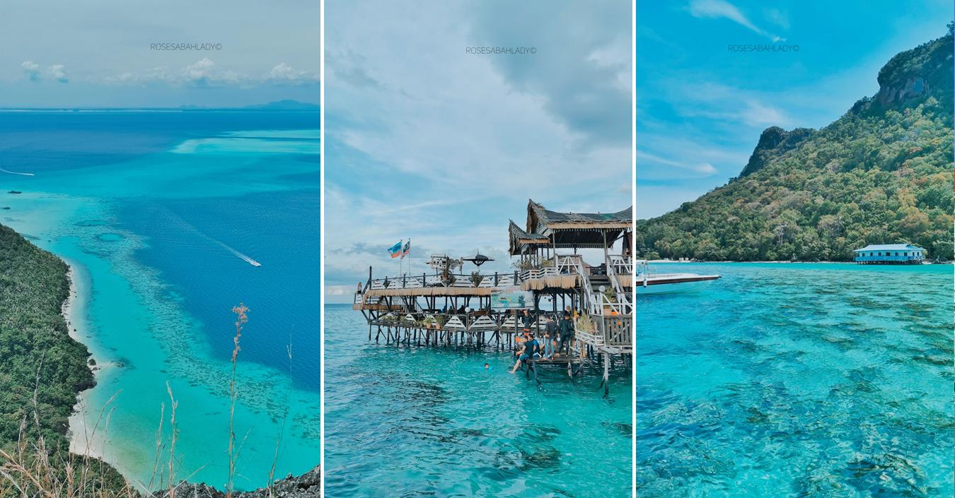 Pulau-Pulau 'Wishlist' Di Semporna, Sabah. Betul-betul Memukau! 10