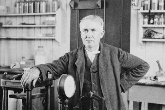 Profile of the Day: Thomas Edison