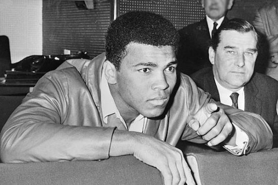 Profile of the Day: Muhammad Ali
