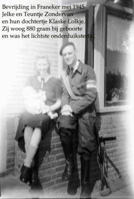 Bevrijding Franeker mei 1945  2