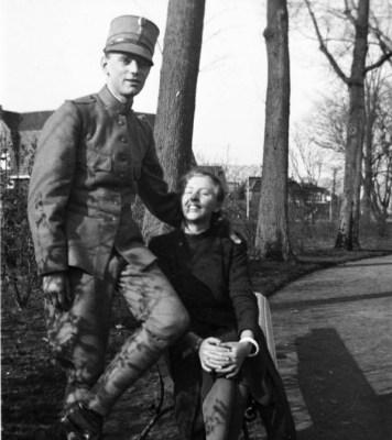 Jelke en Teuny 1940 (1)