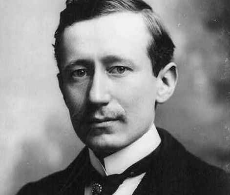 Profile of the Day: Guglielmo Marconi