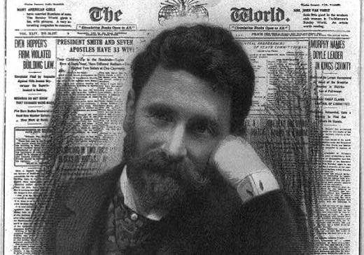 Profile of the Day: Joseph Pulitzer