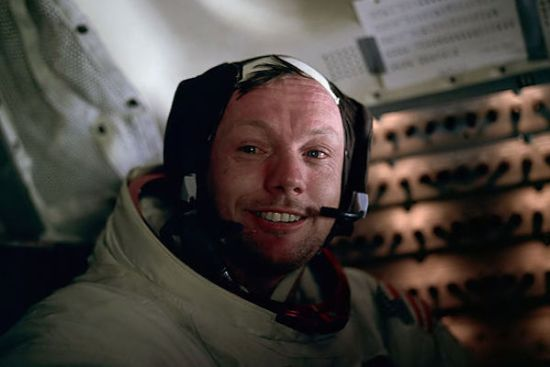 Profile of the Day: Neil Armstrong