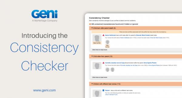 ConsistencyChecker_Geni
