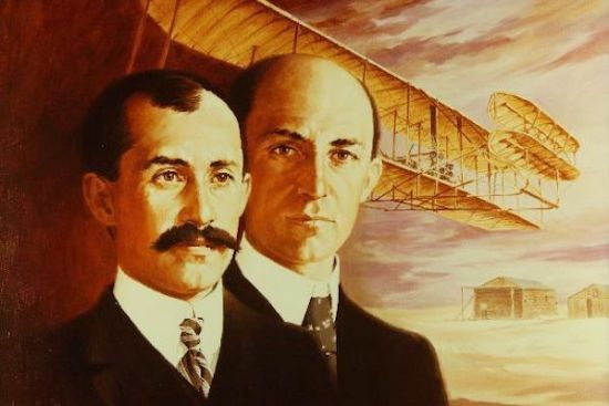 Profile of the Day: The Wright Brothers