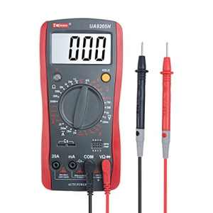 Capacimètre arrêt DMiotech Multimètre numérique automatique 30 gamme