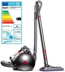 Dyson Cinetic Big Ball Absolute Cylindre 1.6L 1300W E Nickel–Aspirateur (Cylindre, E, étage, maison, Tapis, sol dur, a)