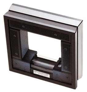 Rahmenwasserwaage étui recommandé de 0,02 mm 300 mm/m
