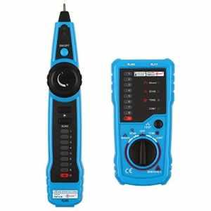 LTC® bside FWT11Testeur kabelfinder RJ45fil verfolger réseau Ethernet câble Résultats de direction Détecteur émetteur pour câble de téléphone et LAN câble