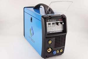 Hitbox Arc MIG TIG Syn 3en 1inverter Machine à souder Pistolet 220V DC avec accès TIG de soudure mig…