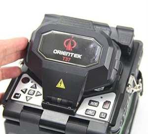 Orientek T37Fibre optique Fusion Splicer égal au Fujikura Splicing machine