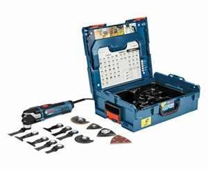 Bosch Professional 0601231001 GOP 40-30+15 ACC L-BOXX Découpeur-ponceur
