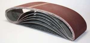 Set de films bandschleifpapier pBSZ 533 a1 grains différents
