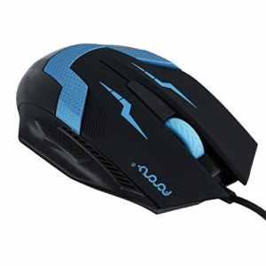 1600DPI USB souris gamer PC Gaming Mouse optique ergonomique design molette de défilement