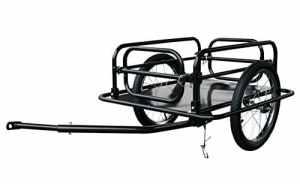 Remorque de vélo Remorque pliable pliable Vélo transport 16zoll