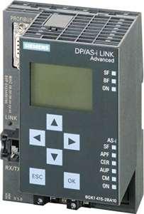 Siemens Indus. Sector DP/as Interface 6gk1415–2ba10PROFIBUS Simatic net Champ Bus, DEC. périphériques–Module de communication 4019169852197