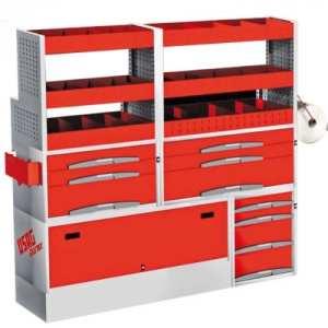 USAG 5006C4–Commode à outils pour rééquipement camionnettes 50060016