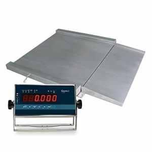 Balance de poche d'acier inoxydable de métrologie légale RGI 1501(3000kgx1kg) (150x 150cm)