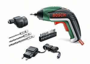 Bosch IXO Visseuse avec batterie de lithium, 0.603.9A8.007 650 wattsW, 3.6 voltsV