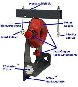 CopperMIne manivelle machine à dénuder isolée , décapage manuel pour la récupération du cuivre