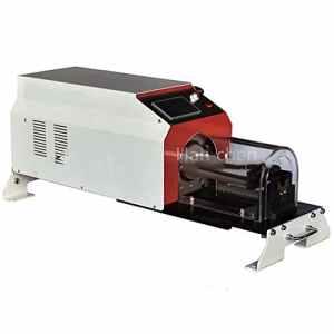 Hanchen Instrument Ew-10ut manuel câble fils de décapage machine Hand-cranked Peeling machine câble Pince à dénuder câble Cutter Fil Dia 0,1–50mm 10–30pcs/min