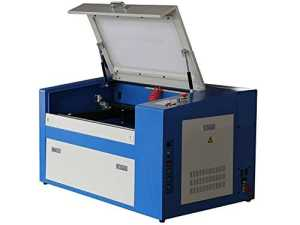 TEN-HIGH CO2 300500mm 50W 220V Laser Engraving Machine with USB port