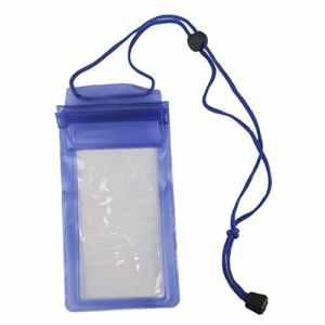 Kingwin étanche Dry Underwater Pouch scellé Sac de téléphone portable (Bleu)