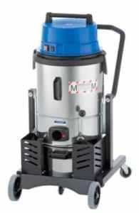 EUROKRAFT Aspirateur pour poussières, modèle industriel de sécurité – 1400 W – cuve 27 l – appareil aspirateur appareils aspirateurs aspirateur aspirateur eau aspirateur eau et poussières aspirateur pour poussières aspirateur poussières aspirateur