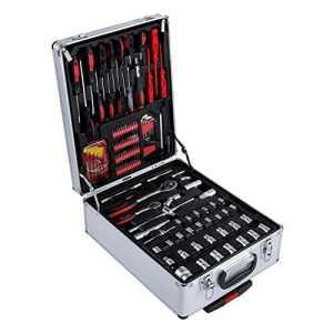 Generic. BI Tool Kit T Box T Box chariot Bits Merawi magnétique Tournevis T Magne professionnel de douilles Onal S Bits mécanique Essiona