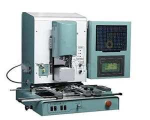 Gowe (700a) infrarouge + Air Chaud BGA station de travail Répétitif avec système de l'alignement optique pour toutes les formes de BGA Encapsulation