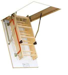 Fakro sol escalier lwk Confort Plus 55x 111x 280