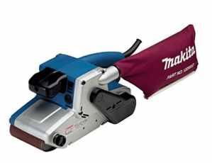 Makita 9404J Ponceuse à Bande 1010 W 100 x 610 mm