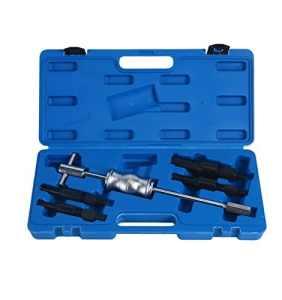FreeTec Kit d'extracteur de roulement interne avec ses douilles en 5 pièces