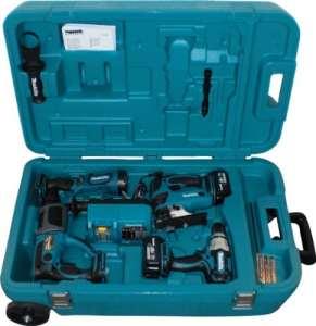Makita DK1879 Coffret d'outils sans fil Avec batteries 18 V / 3 Ah