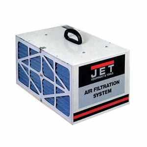 JET : systeme de filtration d air AFS 500