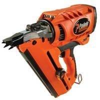 PASLODE IM350 + Encadrement gaz Cloueuse – 90mm (014801) ** UK PLUG Livré avec adaptateur**
