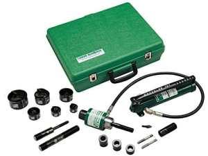 Greenlee mémoire RAM et pompe à main hydraulique Driver Kit, 7306SB