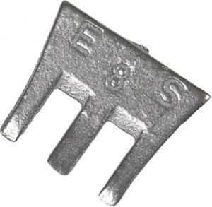 H & G Marteau Courroie 32mm S de fi x G 5
