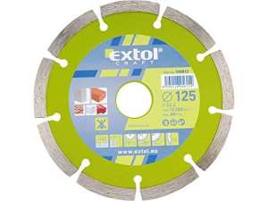 Extol Craft Disque de coupe de segment diamant, 108811