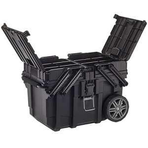 Keter 238270 Coffre de chantier 15 g