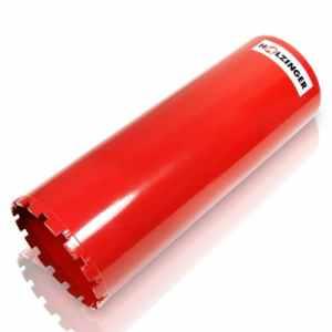 Couronne diamant pour carotteuse 150 x 400 mm REF 16114