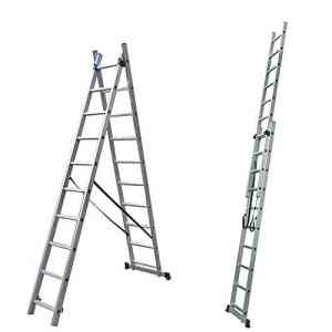 Generic. Ders ION échelles EN131Section ION Extensio Aluminium Trade Master Master E Extension échelles Minium. Trad