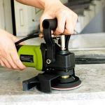 SPTA 800W 1000-4000 r/min polisseur de pierre moulin à pierre Machine à polir Machine de polissage d'eau de plancher de granit de marbre de l'eau de polisseur de l'eau de pierre