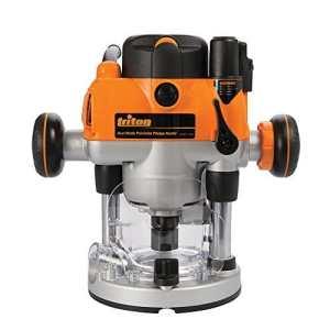 Triton 330085/MOF001 Défonceuse de Précision bi-mode 1400 W